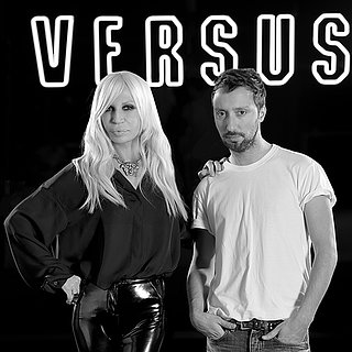 Anthony Vaccarello New Versus Designer