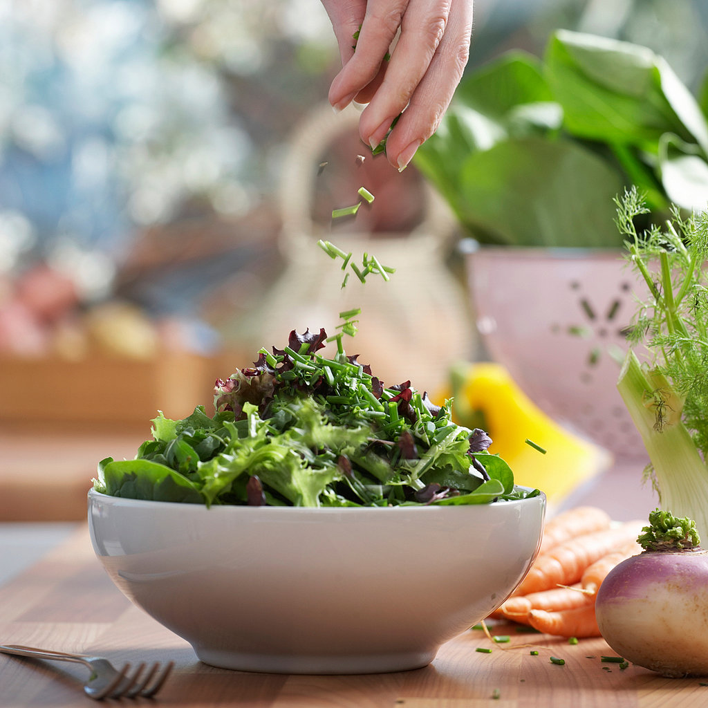 Ditch Herb Croutons and Choose Herbs
