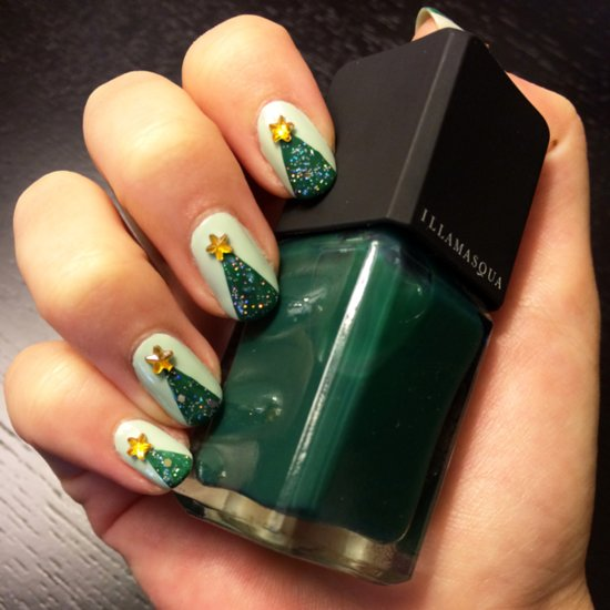 The Ultimate Christmas Nail Art Idea