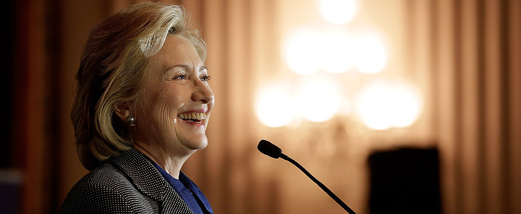 Do You Think Hillary Clinton Is the Year's Most Fascinating Person?