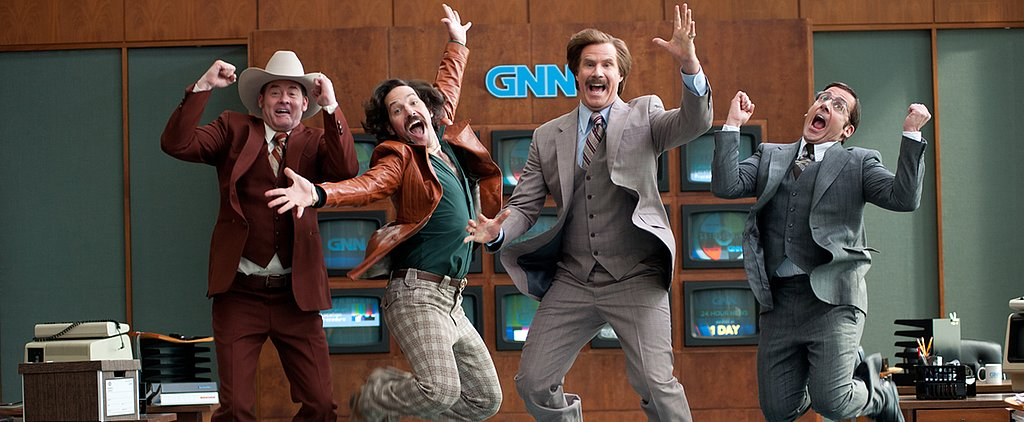 Watch, Pass, Rent — Anchorman 2: The Legend Continues