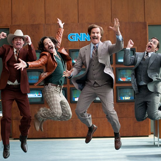 Anchorman 2 Movie Review (Video)