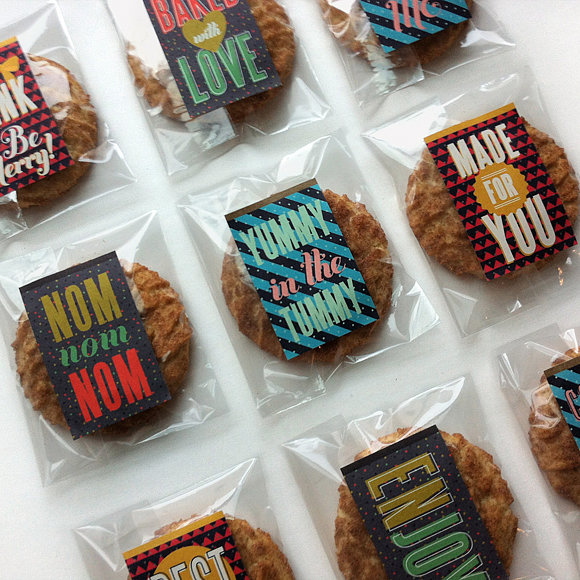 Baked Goods Gift Tags