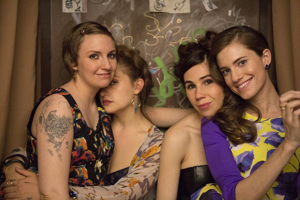 Girls season three premieres Jan. 12 on HBO!