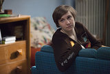 Lena Dunham returns as Hannah.