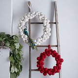 Beautiful Wreaths You Can Hang All Winter