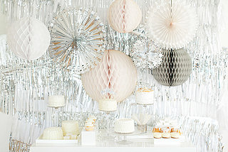 Foiled Again: Metallic New Year's Eve Décor Inspiration