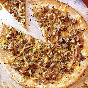 25 Healthy Pizza Recipes