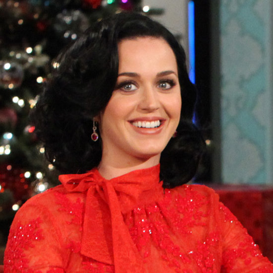 Katy Perry Interview on The Ellen Show December 2013