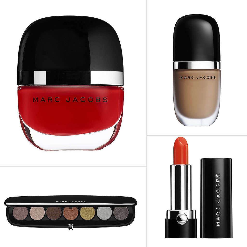 Marc Jacobs Cosmetics Arrives