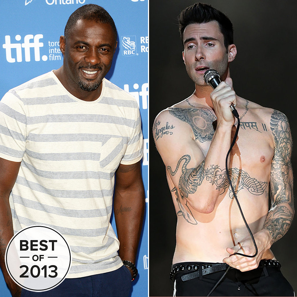 Best of 2013: The Fittest Men in Entertainment