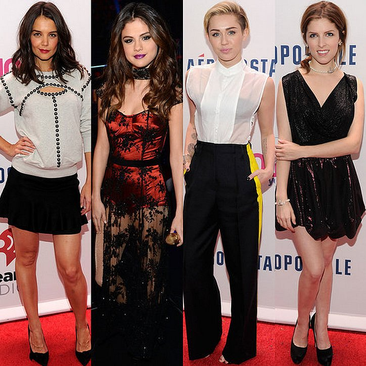 Jingle Ball's Diverse Red Carpet