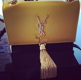 Saint Laurent's Tassel Bag