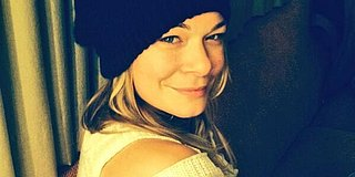LeAnn Rimes Looks Makeup Free And Stunning In Twitter Photo