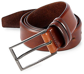 BOSS HUGO BOSS Carmello Leather Belt