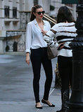 Miranda Kerr Leads The Model-Off-Duty Pack