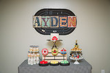 Ayden's First Birthday