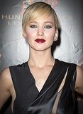 1. Jennifer Lawrence: Pixie Cut