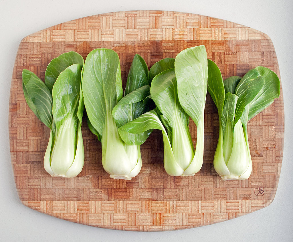 The Winter Food: Baby Bok Choy