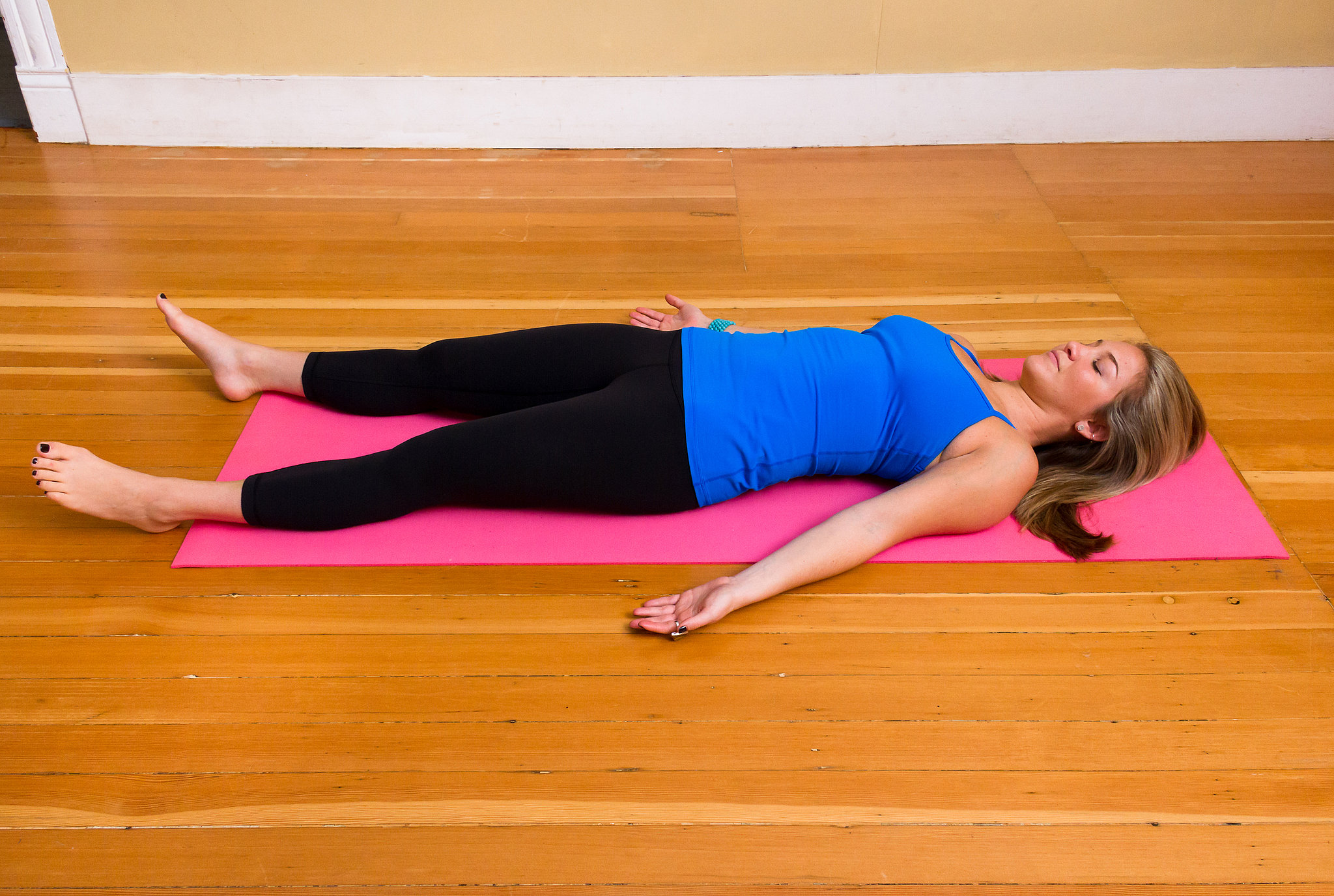 Savasana light your fire a beginner yoga sequence that for Floor yoga poses