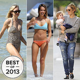 Best of 2013: Our Favorite Fit Celebrity Moms