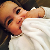 Best Celebrity Baby Girl Name: North