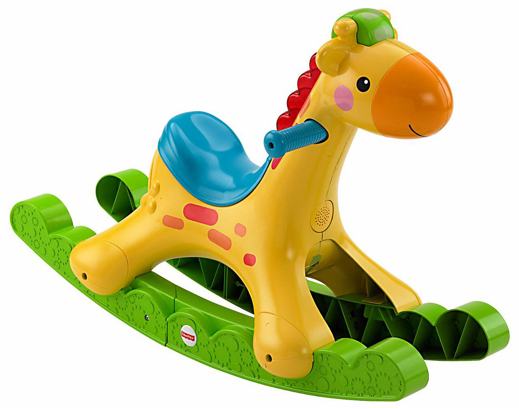Best Baby Toy: Fisher-Price Rockin' Tunes Activity Centre
