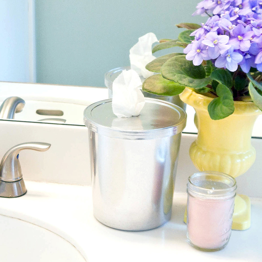 DIY Bathroom Cleaning Wipes POPSUGAR Smart Living