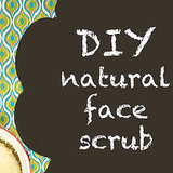 DIY Beauty: DIY Face & Body Scrub With Coconut Oil & Honey