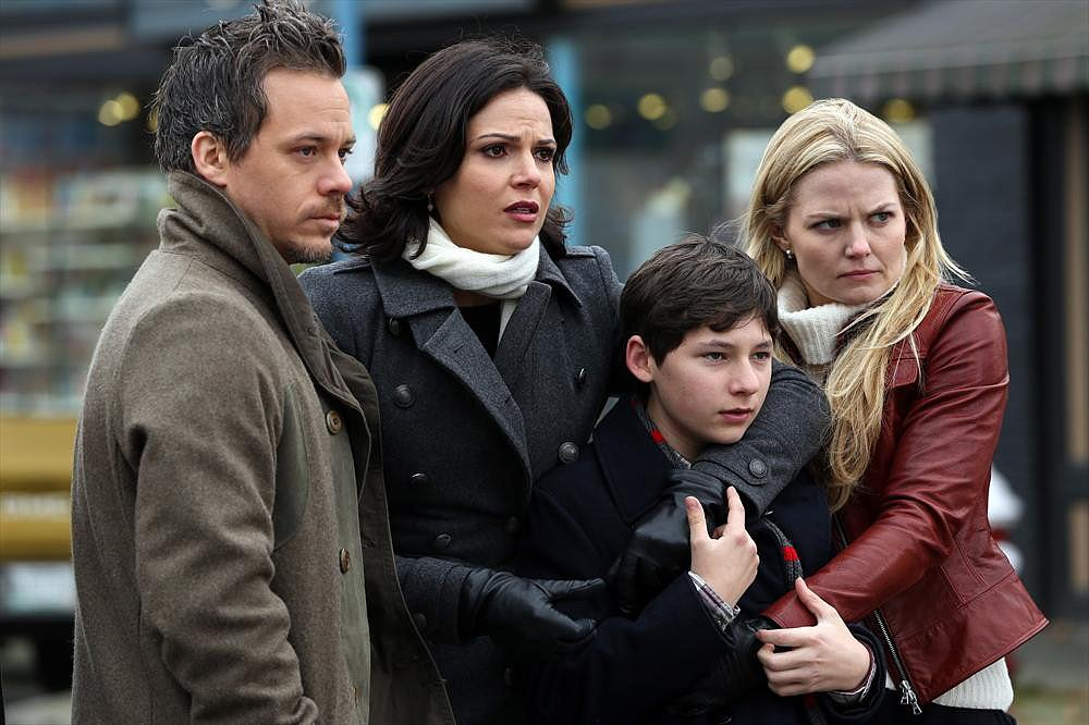 Best Twist: Once Upon a Time's Winter Finale