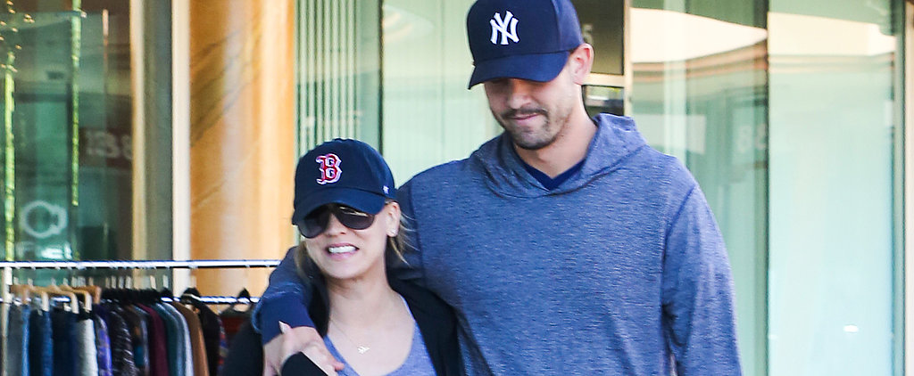 Kaley Cuoco and Ryan Sweeting Cozy Up Before Their Big Day