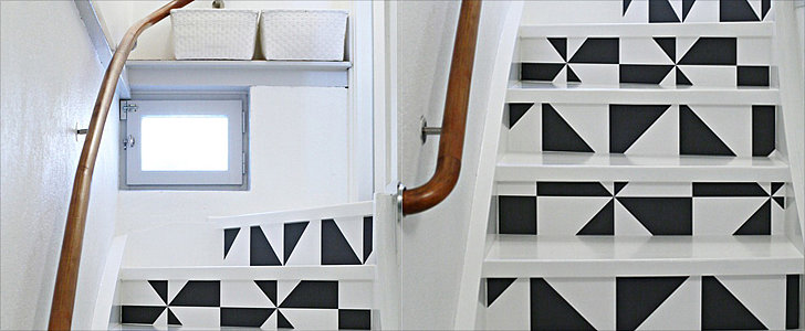 The Secret to Designer-Worthy Stairs