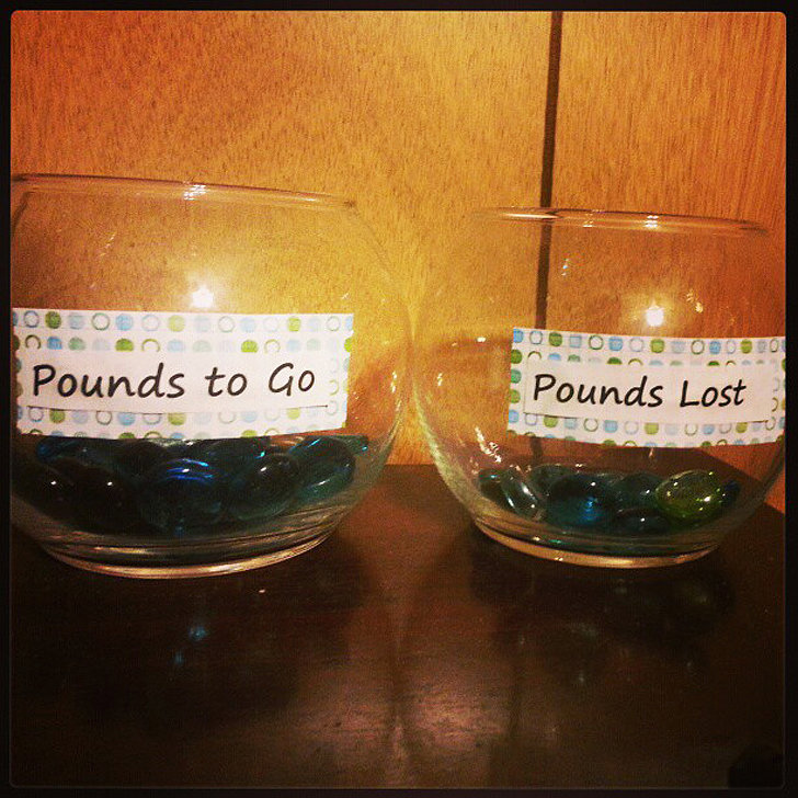 Weight-Loss Jars