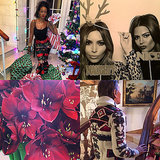 Sun, Stars, and Santa: Instagram Got Festive This Week