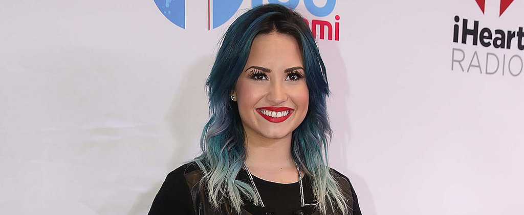 Demi Lovato Admits Thinking About Plastic Surgery