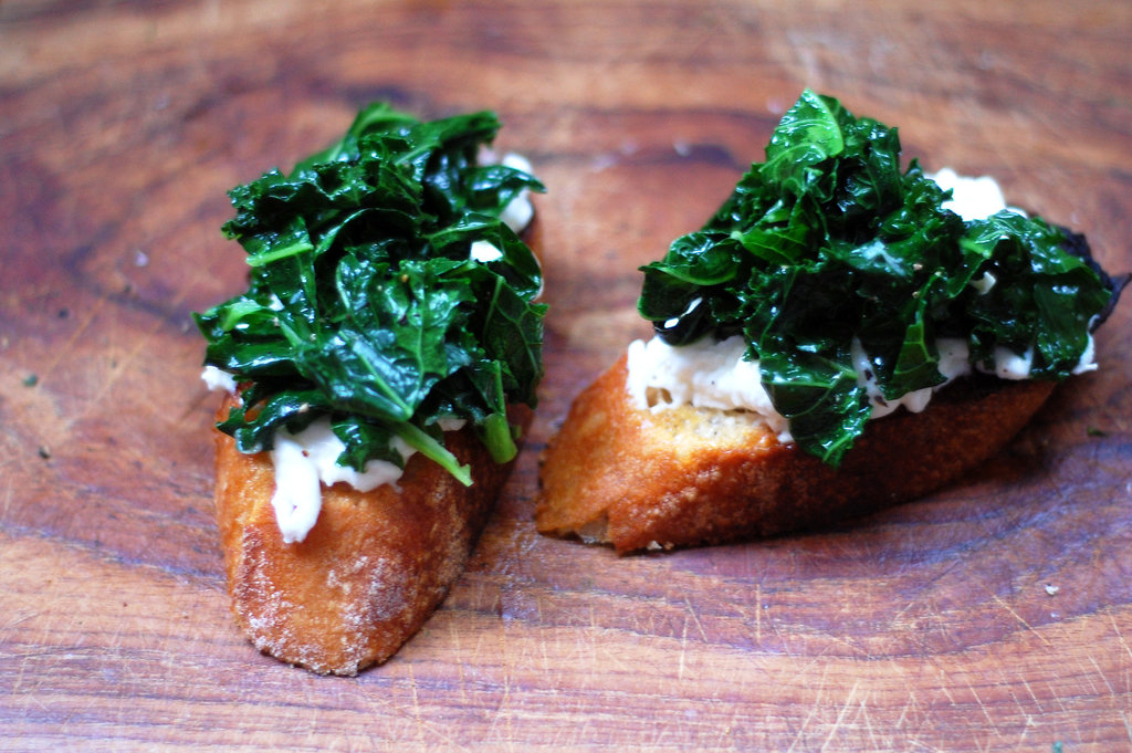 Make a healthy, standout Winter bruschetta by employing the ...