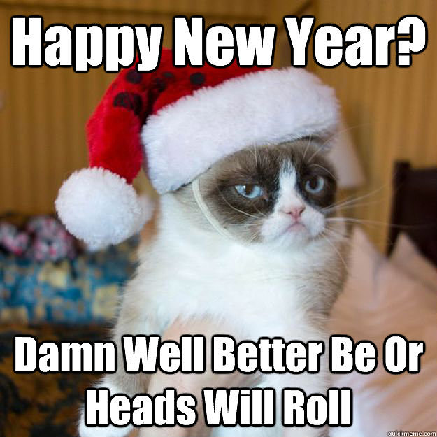 What Your New Year's Eve Will Look Like, in Memes