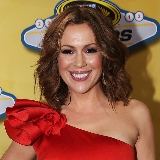 Alyssa Milano Responds After Comedian Takes A Jab At Her