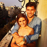 Olivia Palermo Engaged to Johannes Huebl | Video