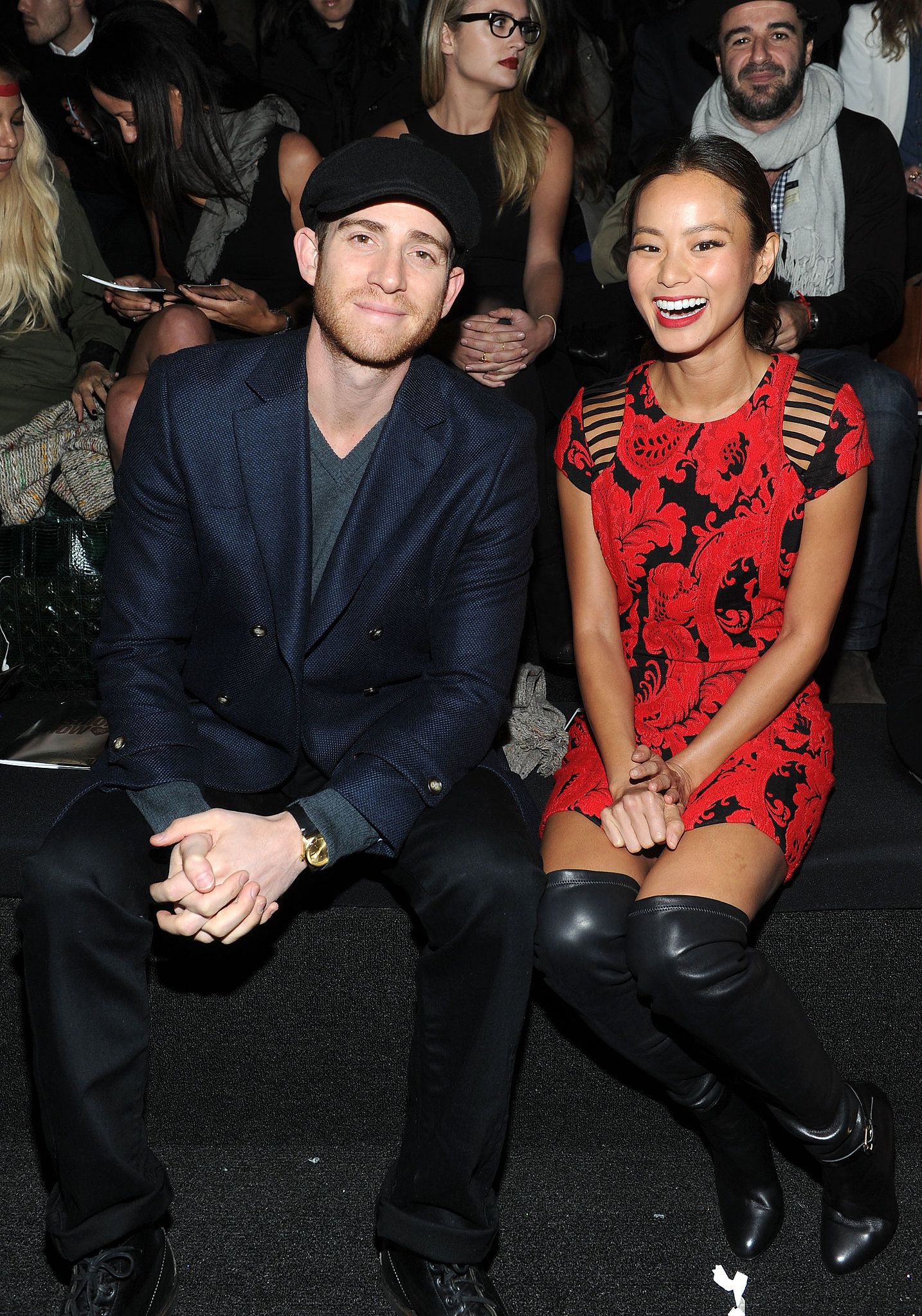 Jamie Chung couple