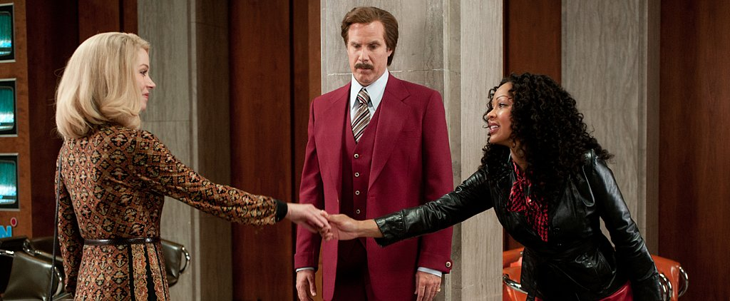 Exclusive: The Anchorman 2 Jokes You Have to Hear
