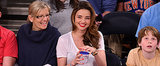 This Is How Miranda Kerr Watches a Basketball Game