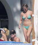Jennifer broke out yet another bikini during her Mexican getaway in January 2014.