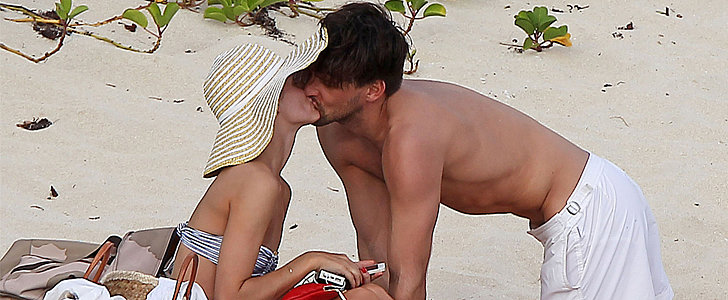 Olivia Palermo and Her New Fiancé Are Setting St. Barts on Fire