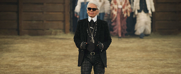 Karl Lagerfeld Is Up For Auction (Sort of)