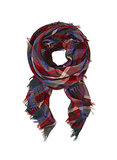 Aritzia Wilfred Plaid Scarf
