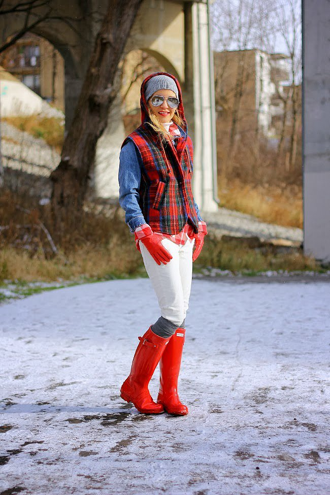 Congrats, AmadeusOnTheCatwalk! You're totally tartan — and ready for the snow!