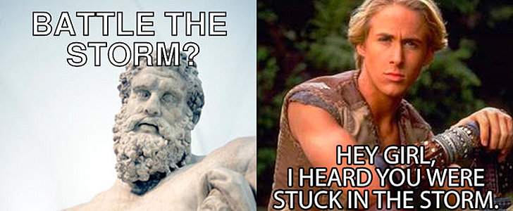 The Most Brr-illiant Hercules Snowstorm Memes