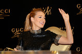 Blake Lively Gets Back to Work After a Restful Holiday With Ryan