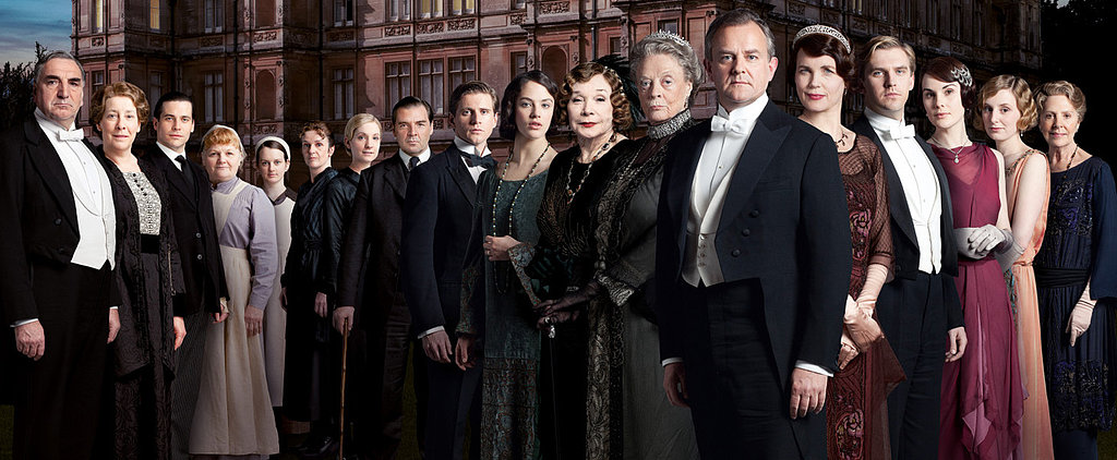 Play Downton Abbey Clue!